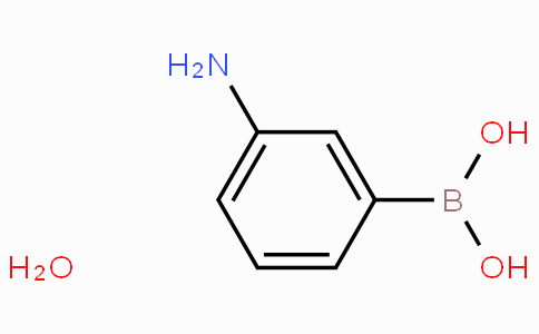 3-Aminophenylboronic acid monohydrate