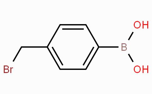 4-(Bromomethyl)phenylboronic acid