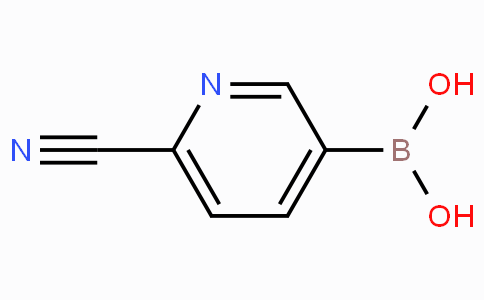 6-Cyanopyridine-3-boronic acid
