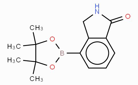 4-(4,4,5,5-四甲基-1,3,2-三氧杂戊硼烷-2-基)-异吲哚啉-1-酮