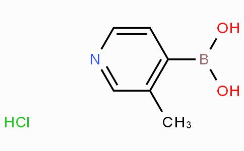3-Picoline-4-boronic acid HCl