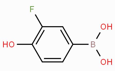 (3-Fluoro-4-hydroxyphenyl)boronic acid