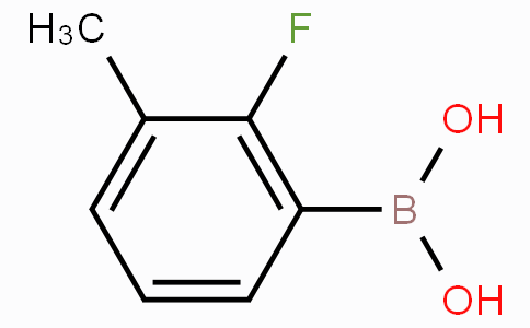 2-Fluoro-3-methylbenzeneboronic acid