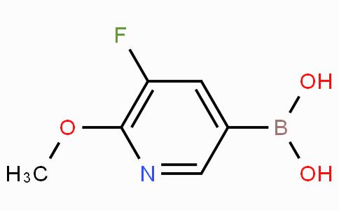 5-Fluoro-6-methoxypyridine-3-boronic acid