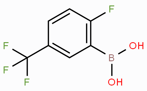 2-Fluoro-5-(trifluoromethyl)phenylboronic acid
