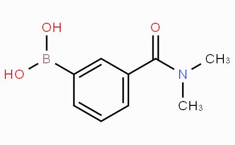 3-(N,N-二甲氨基羰基)苯硼酸
