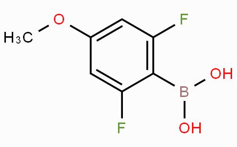 2,6-二氟-4-甲氧基苯硼酸