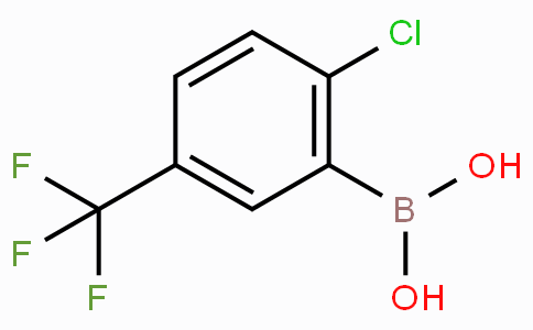 2-Chloro-5-(trifluoromethyl)phenylboronic acid