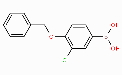 4-(Benzyloxy)-3-chlorophenylboronic acid