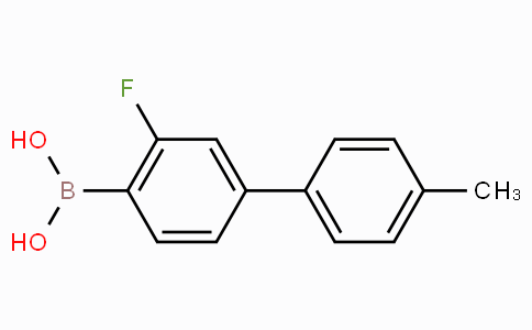 3-Fluoro-4'-methyl[1,1']biphenyl-4-yl-boronic acid
