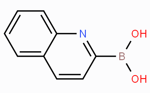 2-Quinolinylboronic acid