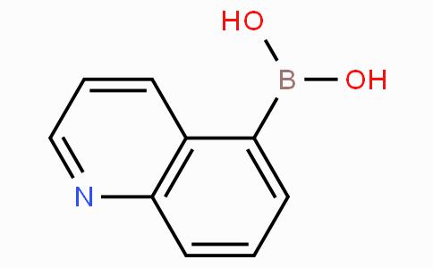 Quinoline-5-boronic acid