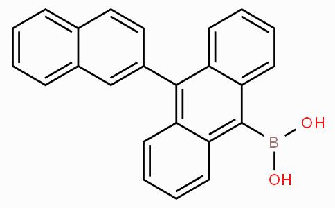 10-(2-萘基)蒽-9-硼酸