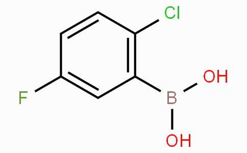 2-Chloro-5-fluorobenzeneboronic acid