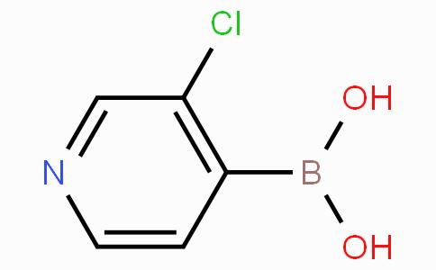 3-Chloropyridin-4-boronic acid