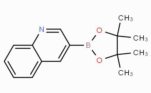 Quinoline-3-boronic acid pinacol ester