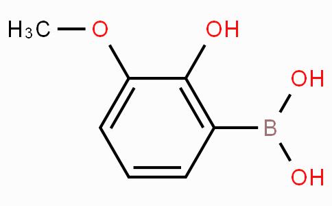 3-Methoxy-2-hydroxyphenylboronic acid