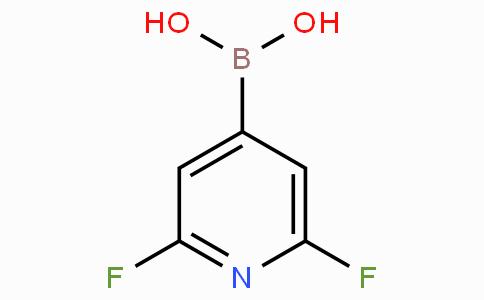 2,6-Difluoropyridine-4-boronic acid