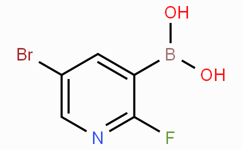 5-Bromo-2-fluoro-3-pyridineboronic acid
