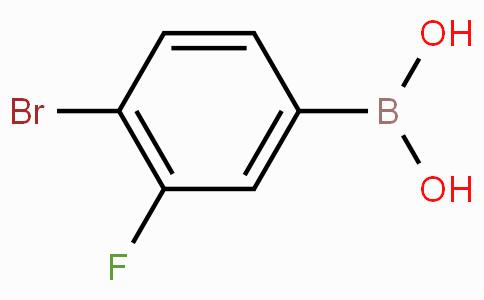 4-Bromo-3-fluorobenzeneboronic acid