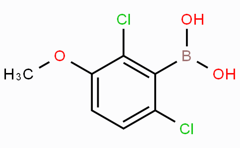 2,6-Dichloro-3-methoxyphenylboronic acid