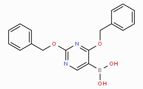 2,4-Bis(benzyloxy)pyrimidine-5-boronic acid