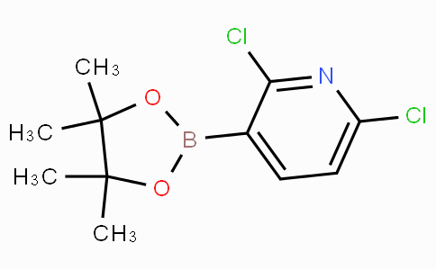 2,6-二氯吡啶-3-硼酸频哪醇酯