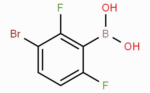 3-Bromo-2,6-difluorophenylboronic acid