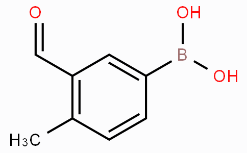 3-Formyl-4-methylphenylboronic acid