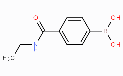 4-(N-ethylaminocarbonyl)phenylboronic acid