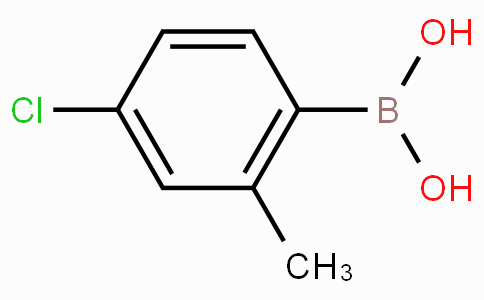4-Chloro-2-methylphenylboronic acid