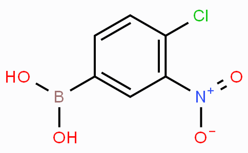 4-氯-3-硝基苯硼酸