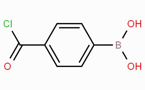 4-Chlorocarbonylphenylboronic acid