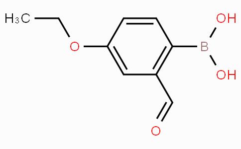 4-Ethoxy-2-formylphenylboronic acid
