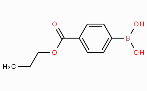 4-Propoxycarbonylphenylboronic acid