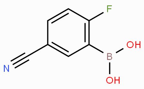 5-Cyano-2-fluorophenylboronic acid