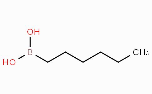 己基硼酸(含有数量不等的酸酐)