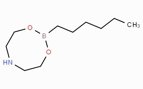 N-hexylboronic acid diethanolamine ester