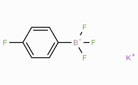 Potassium 4-fluorophenyltrifluoroborate