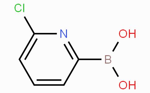 6-Chloropyridine-2-boronic acid
