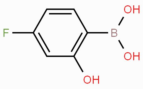 4-Fluoro-2-hydroxybenzeneboronic acid
