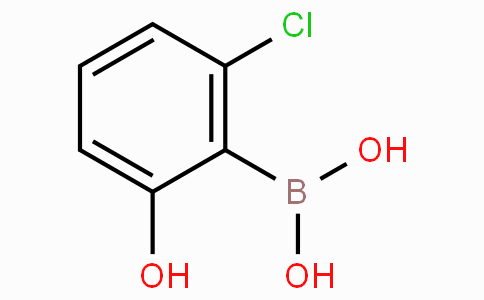 2-Chloro-6-hydroxyphenylboronic acid