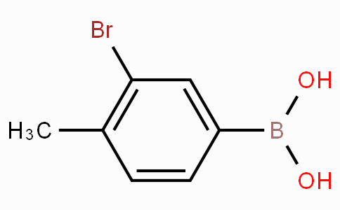 3-Bromo-4-methylphenylboronic acid