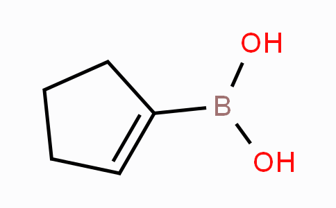 Cyclopentene-1-boronic acid