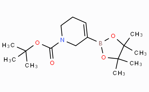 1-Boc-3,6-dihydro-2H-pyridine-5-boronic acid pinacol ester