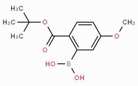 2-Boc-5-methoxyphenylboronic acid