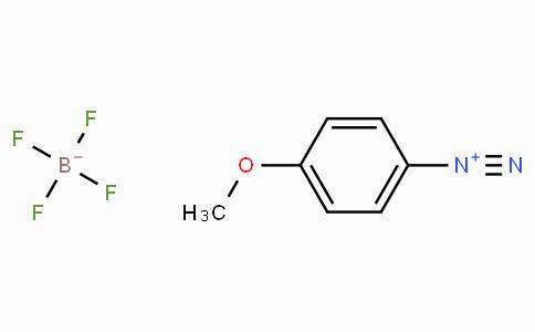 4-甲氧基苯偶氮鎓四氟硼酸盐