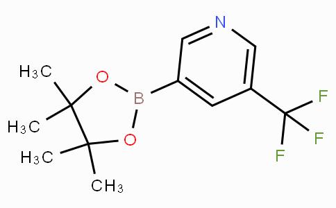 5-Trifluoromethylpyridine-3-boronic acid pinacol ester