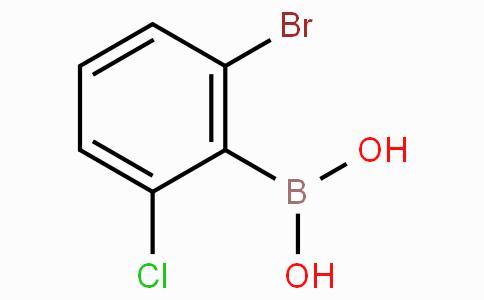 2-Bromo-6-chlorophenylboronic acid