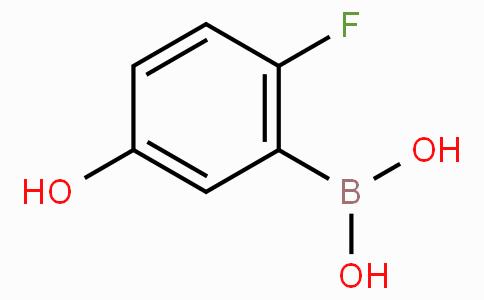 2-Fluoro-5-hydroxyphenylboronic acid